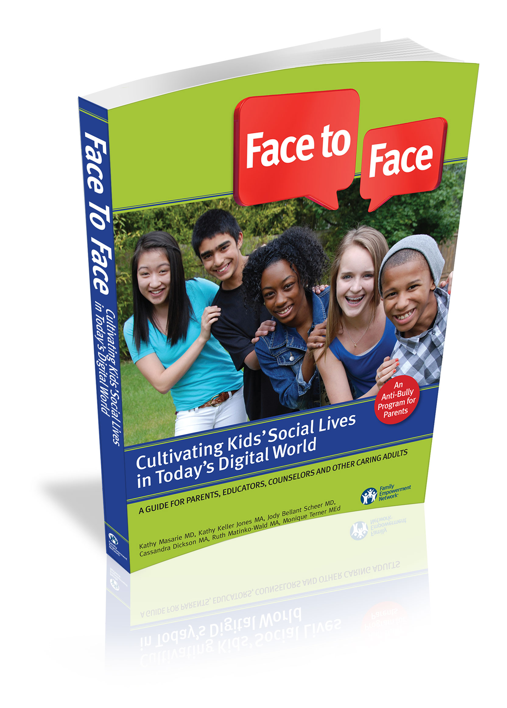 Face-To-Face book cover